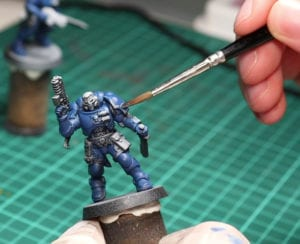 Basecoating Miniatures for Beginners